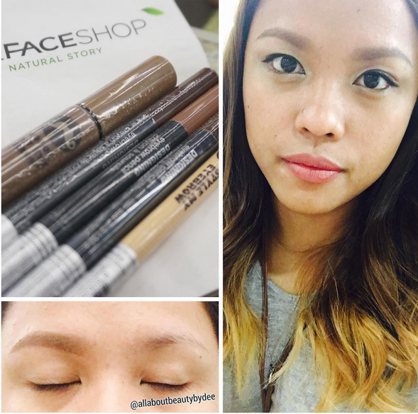 The Face Shop Eyebrow Products