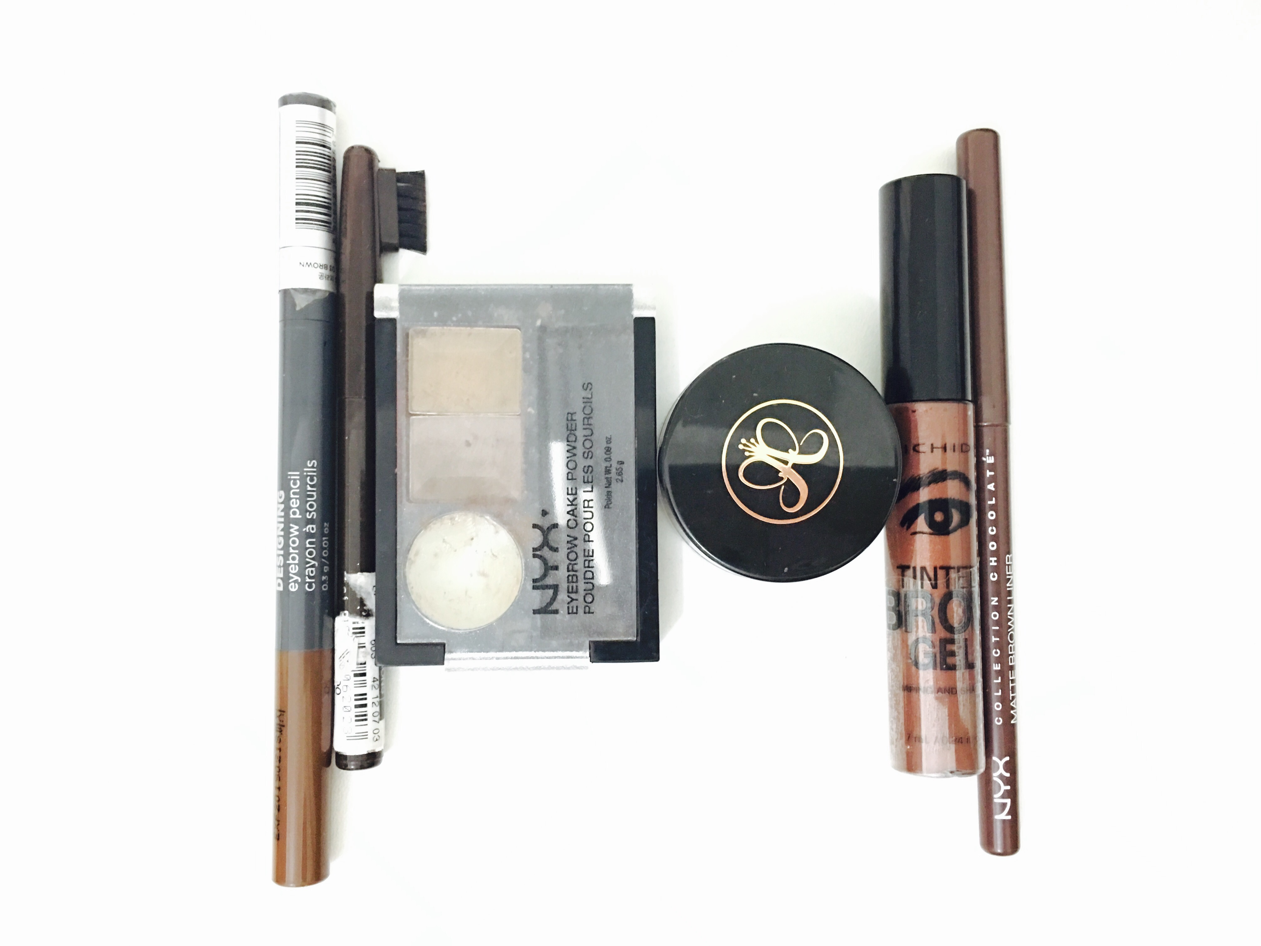 5 Different Products For Eyebrows On Point