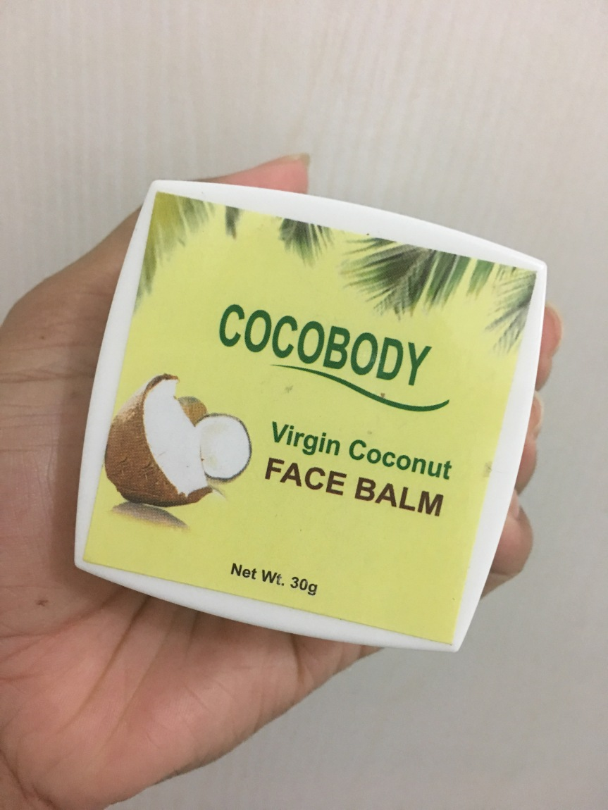 Cocobody Virgin Coconut Face Balm Review