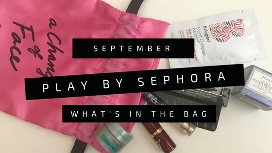 September Play by Sephora Bag – Is it worthit?