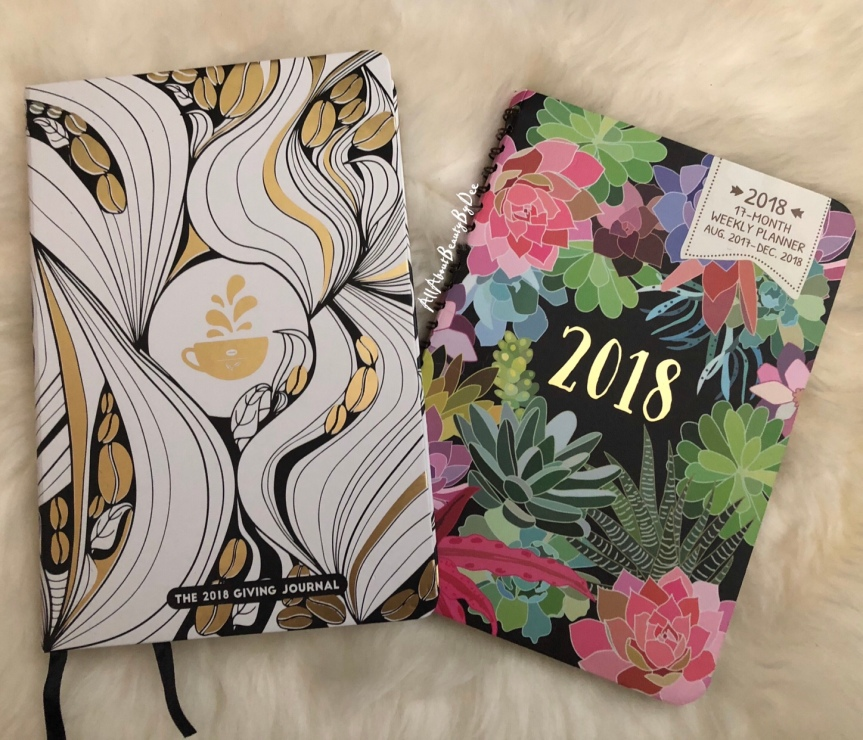 10 Things I love about my 2018 CBTL Planner