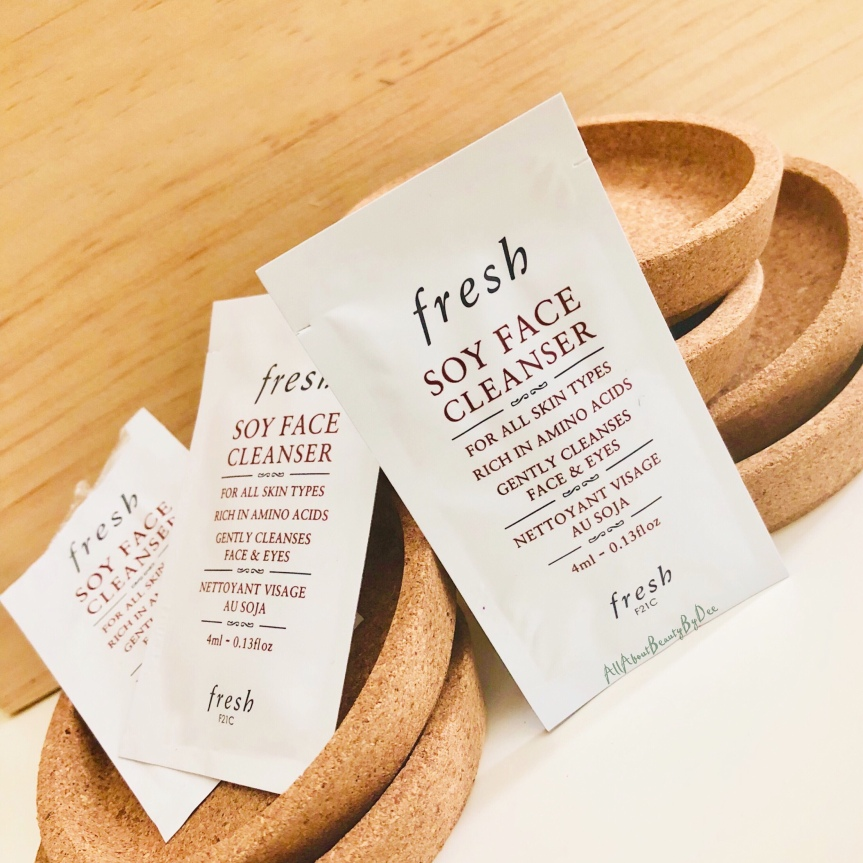 Fresh Beauty Soy Face CleanserReview