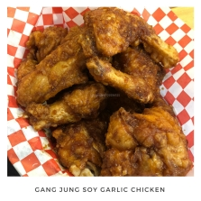 Gang Jung Soy Garlic Chicken