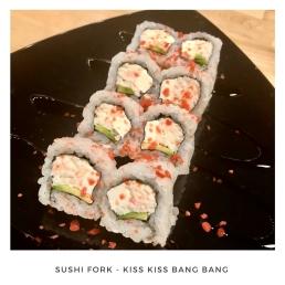Sushi Fork Kiss Kiss Bang Bang.jpg