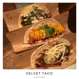 Velvet Tacos
