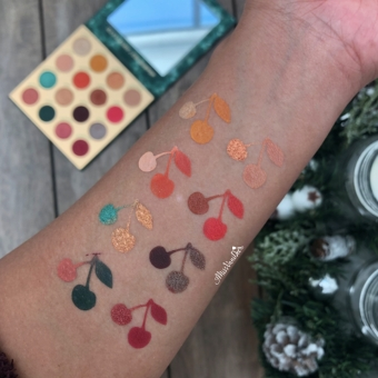 Shadows Swatches